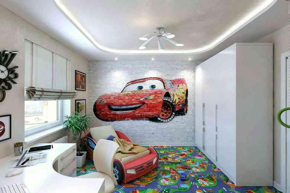 Дизайн комнаты для подростка мальчика своими руками