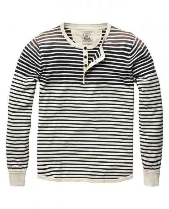 Striped shirt for dude