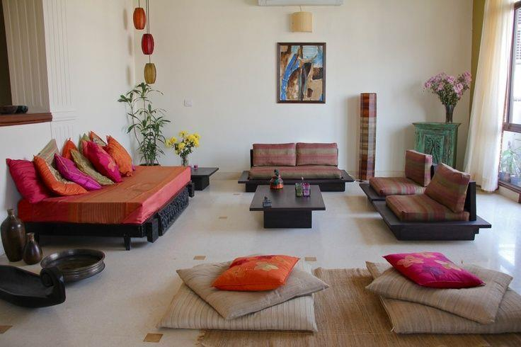 Living room photos in india