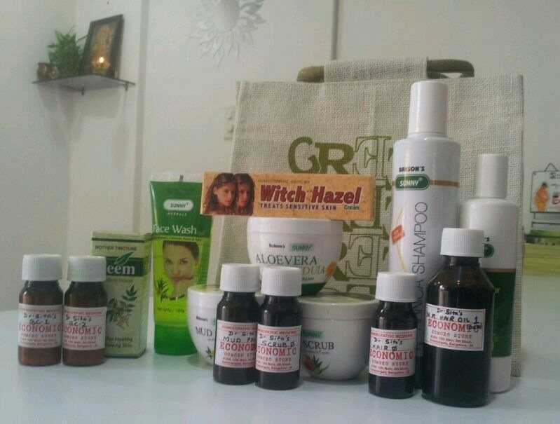 Announcing the launch of skin and hair care kit by Dr Sita Bhatt in Sai Kripa Homeopathic Clinic.  Avail offers on consultation and treatment for hair loss and dandruff , acne and pigmentation this monsoon!!  Natural and non chemical based tinctures and creams make this kit safe and very effective in managing hair and skin issues.  Call 98860 95571 . Dr Sita Bhatt.