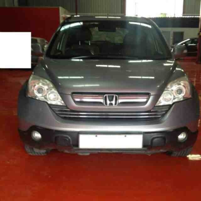 2007 Honda CR-VManu