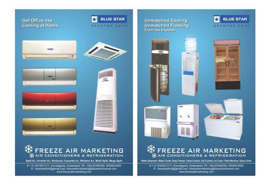 FREEZE AIR MARKETING: