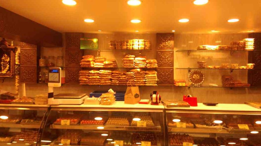 The Best Sweet Shop In Hyderabad Olive Sweets