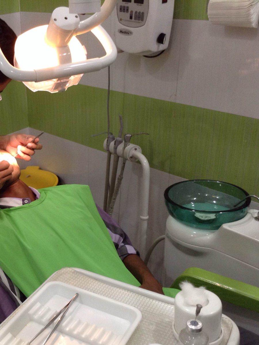 Our Clinic in Ashok Vihar 3, having facilities of Dental And Eye Treatments.  Dental Clinics serves Treatments as Braces Treatment, RCT Treatment, Whitening Teeth, Dental Cosmetics, Painless RCT...