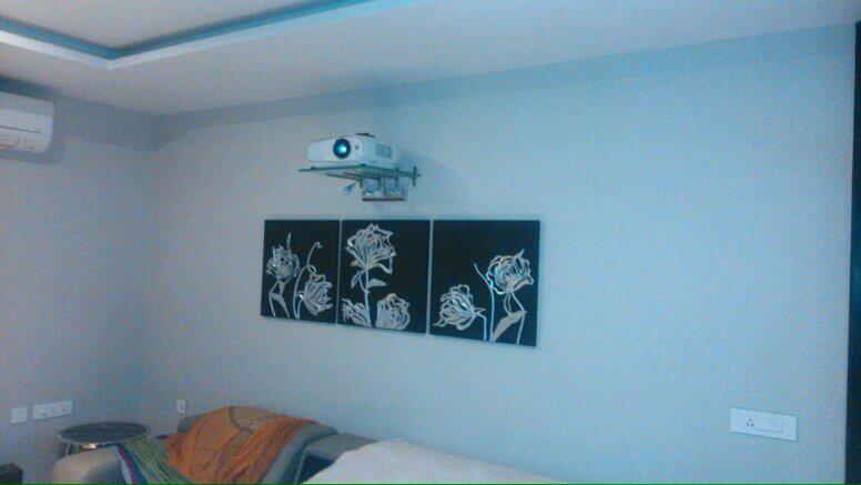 Wireless HD projecto