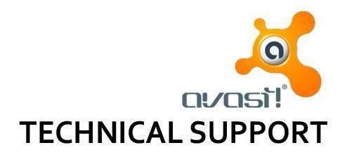 la recherche de soutien Avast Antivirus - Contactez-nous