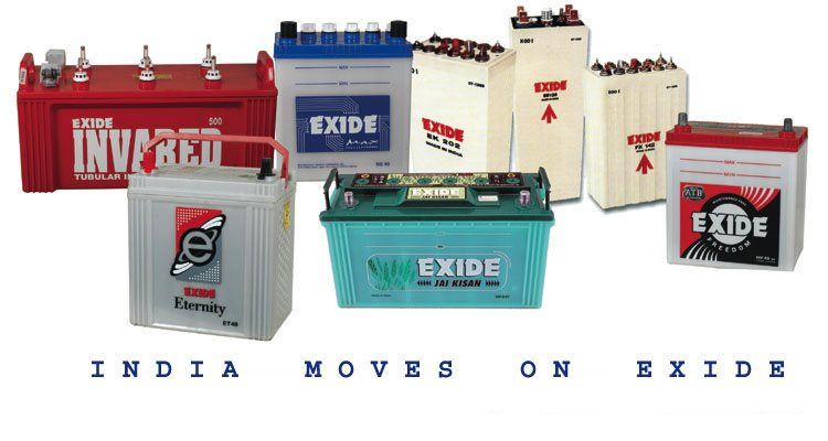 If you looking for any kind of any kind of exide batteries and inverters please get in touch with us. We are the authorized distributor for Exide from long back.
