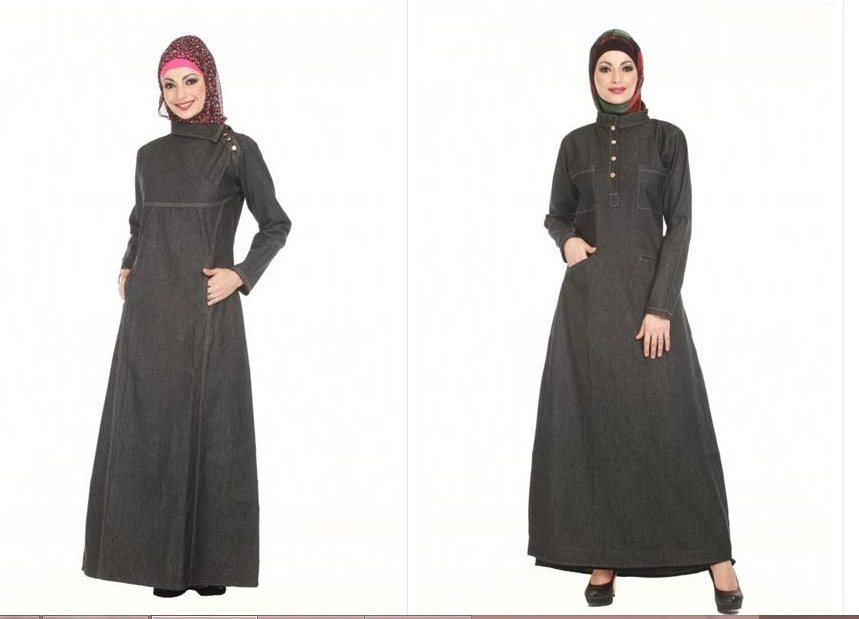 Have you seen our Denim Collection? We have a range to chose from. Don't delay log on to our online store and fill your shopping cart with the our modest islamic clothing and we will deliver it to your doorstep.  For Haya Islamic Clothing please www.hayaislamicclothing.com