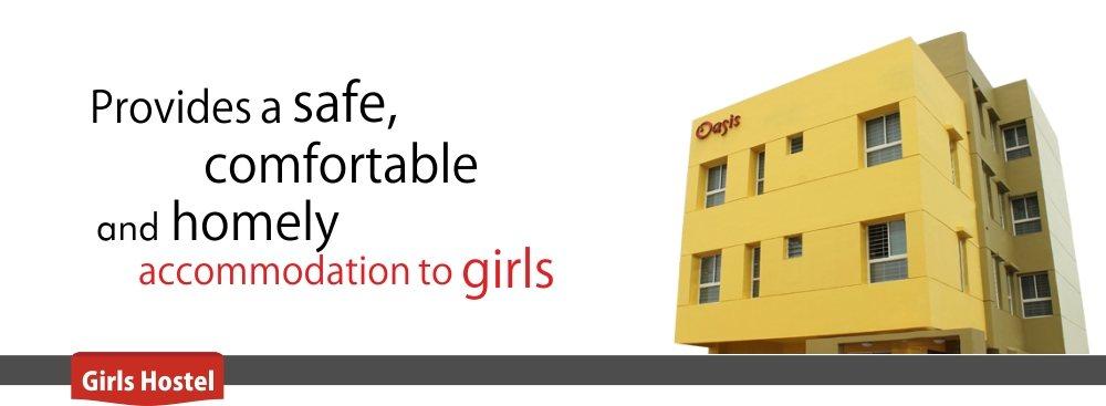 Girl hostel near MY hospital