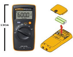 Fluke 101 First Fluke Digital Multimeter   Basic dc accuracy 0.5%  CAT III 600 V safety rated  Diode and continuity test with buzzer  Small lightweight design for one-handed use  Rugged, durable design  Automatic shutdown  Battery is easy to replace