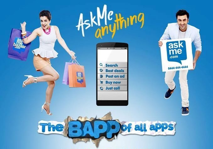 Ask me reach customers whenever & wherever they look for you!