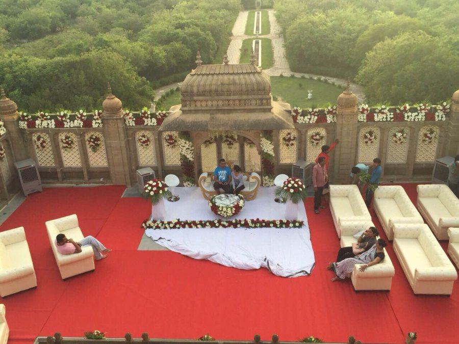 Palace of Mandvi