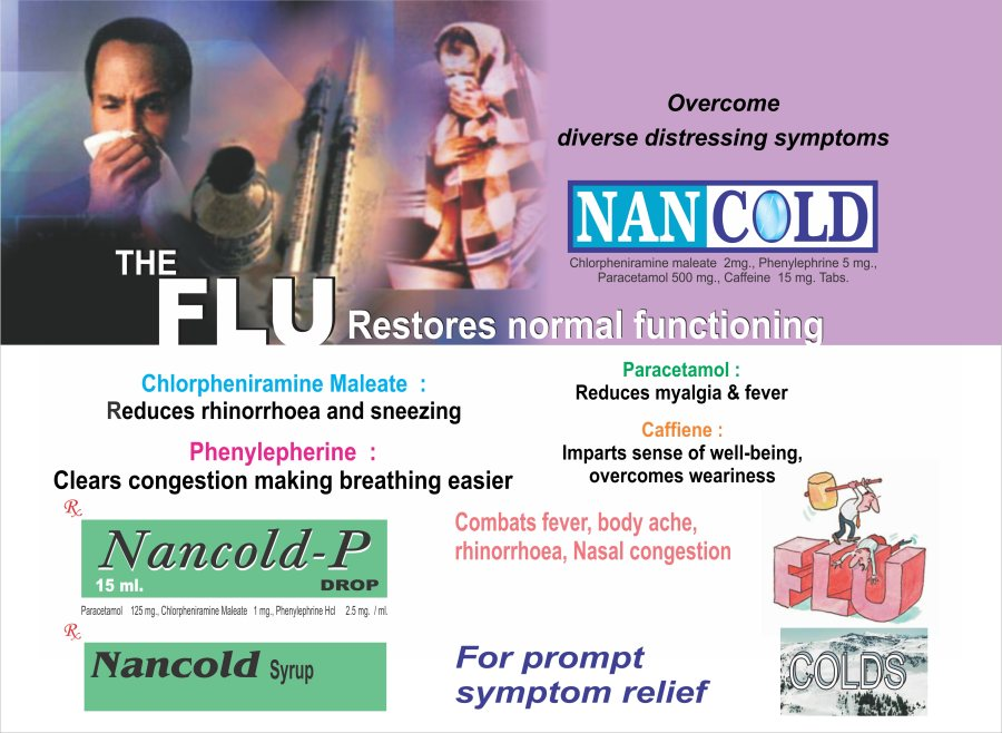 We Alpic Remedies offer you Nancold Table and Nancold-P drops.