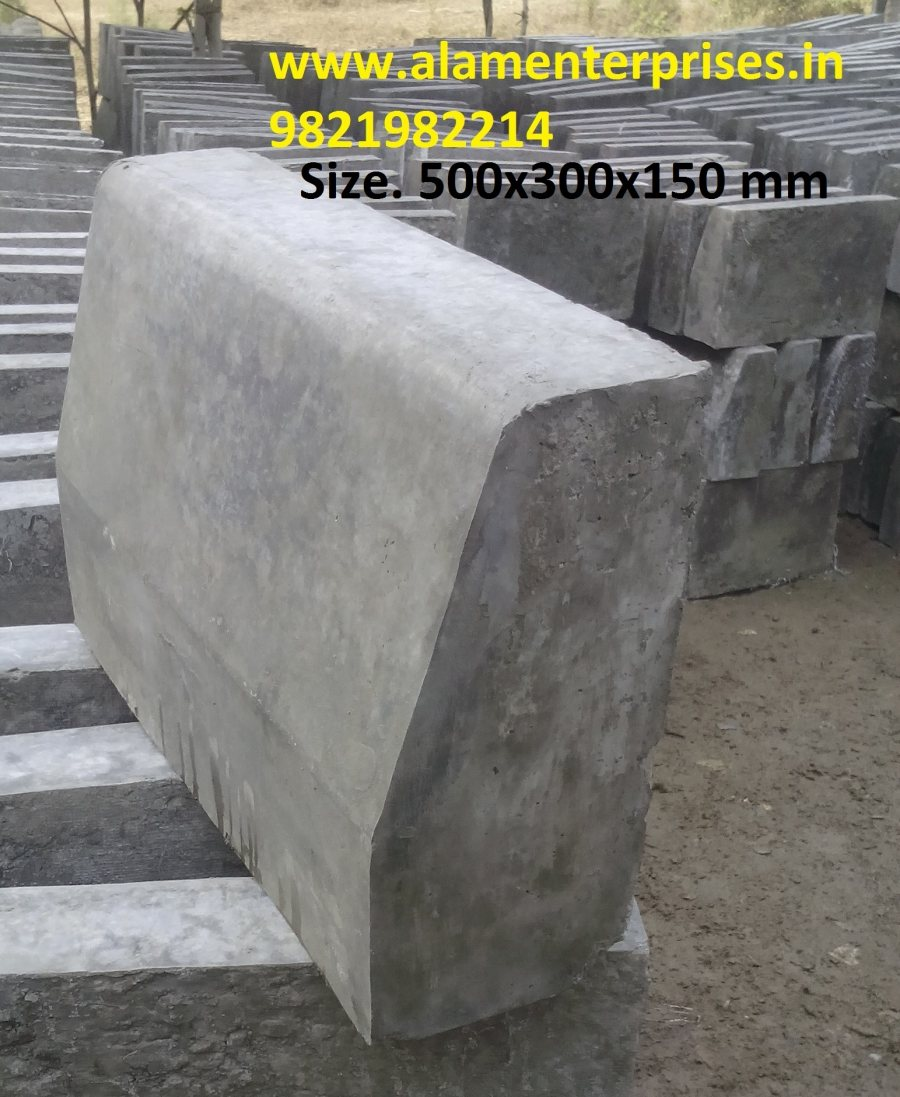 CC Kerb Stone  Being a pioneer firm, we offer CC Kerb Stone to our clients. We ensure the efficiency of the product as the product undergoes various quality check supervised by our experienced exerts in the company. We offer the most affordable range to the clients. Our quality experts carry out strict quality check to ensure the functioning and performance of the product in compliance of set industry standards and rules.  Features:      Excellent finish     Accurate dimensions     Sturdy and strong