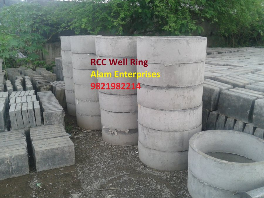 RCC Well Ring  In order to attain the satisfaction of our customers, we are involved in offering broad array of RCC Ring. Made available in different stipulations, these rings are fabricated using qualitative material and sophisticated techniques in conformity with predefined international standards. We deliver these well rings to our patrons within the committed time frame and at budget friendly prices.   Features:       Well finishing     Longer life     Water proof