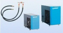 We Alisha Pneumatics manufacture and supply a range of Absorption Air Dryer which are regenerated by heat.