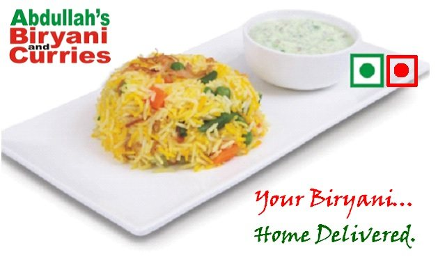 Your Biryani, Home Delivered!