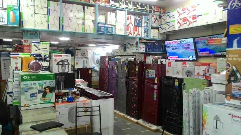 best electronic store in Indore