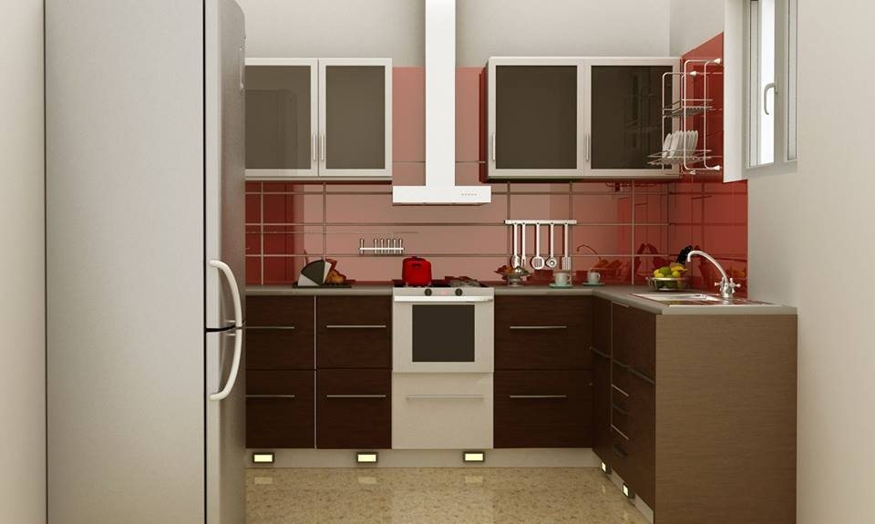 KITCHEN - 1BHK FLOORS 'AMAN HOMES',  SECTOR-125 SUNNY ENCLAVE,  G.MOHALI, PUNJAB