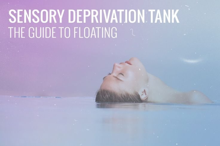 Floatation tank ther