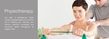 Physiotherapy by experts.