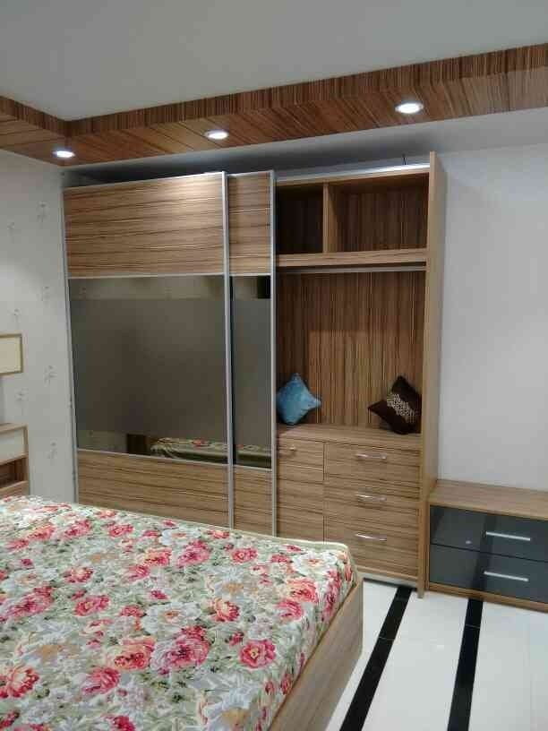 customized sliding door wardrobes for bedrooms, by the sliding door experts - Luxus India