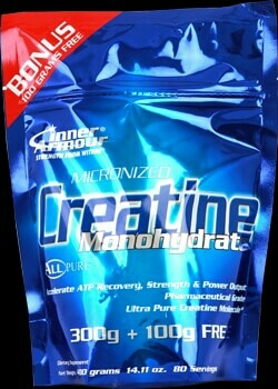 Inner Armer Creatine  This product cost was very low and also good result in it....