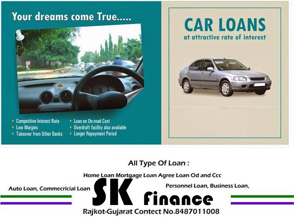 New and Old Car and Commercial Vehicle Loan