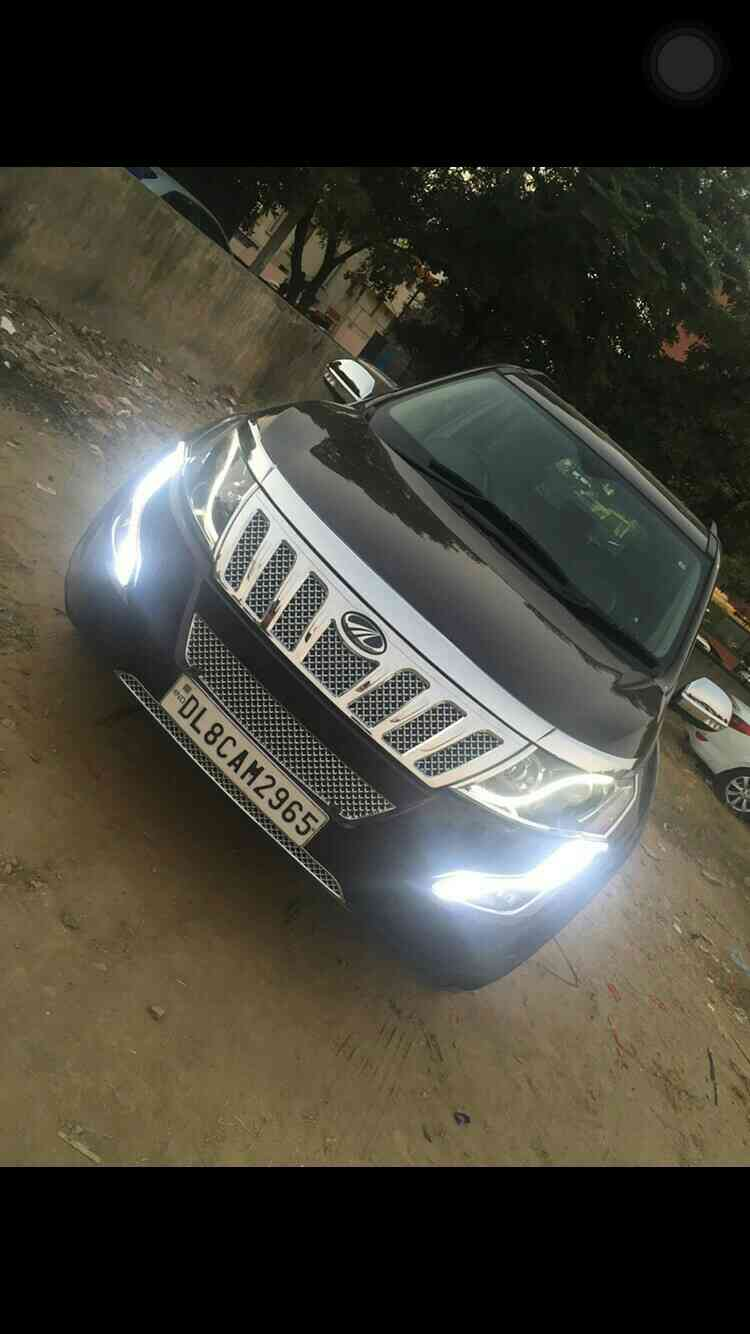 all new xuv 500 with