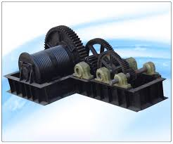 Suppliers of Mini Hydro Projects Rope Drum Hoist  We Manufacturing high quality Mini Hydro Projects Rope Drum Hoist and Intake Hoist as per the customer required dimensions.