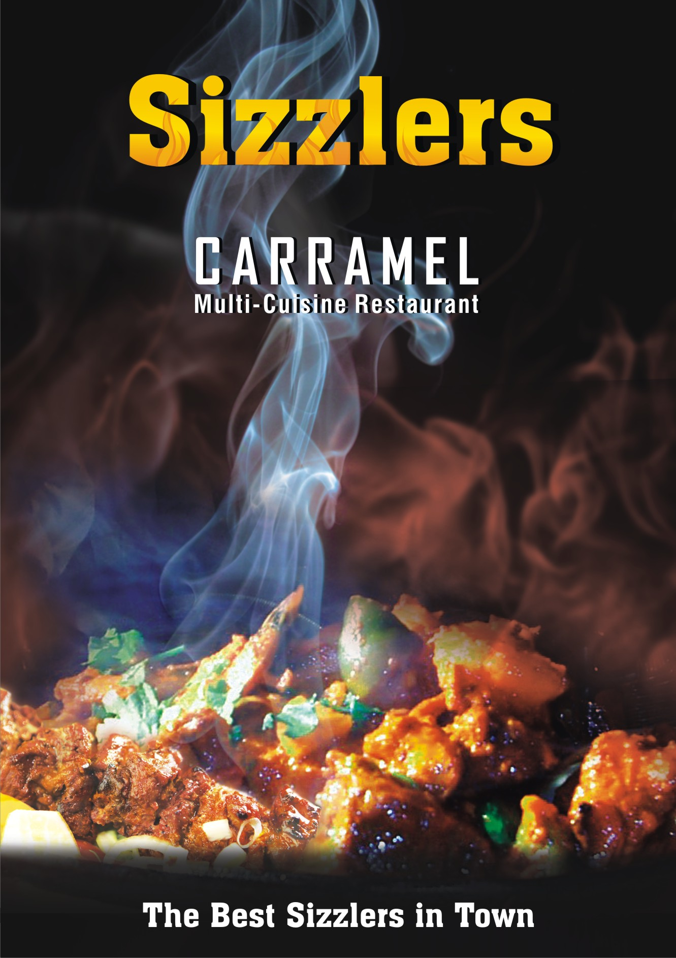 Introducing Sizzlers at Carramel, Hotel Cocoon.