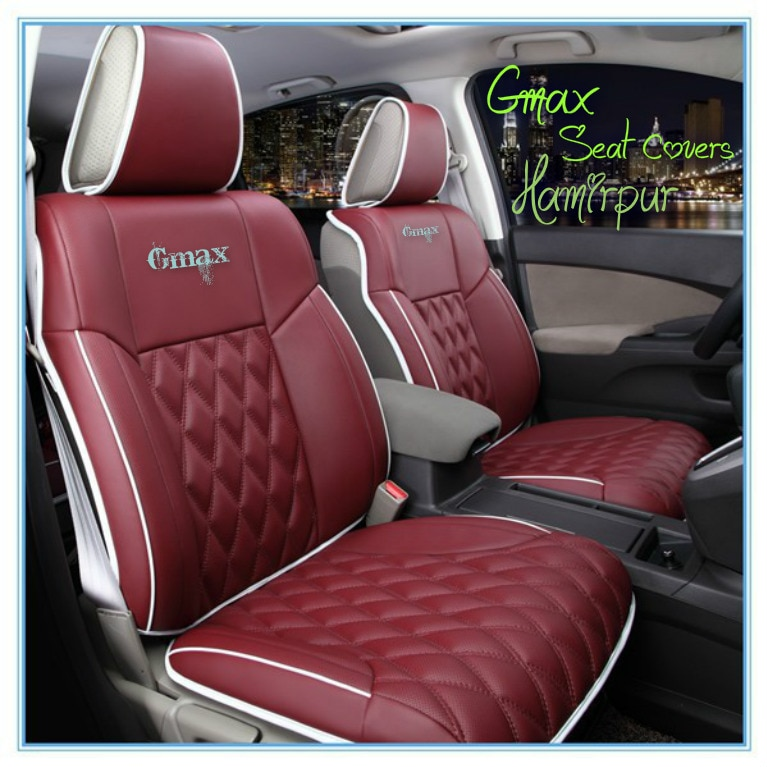 All new range of car seat covers available now at Hamirpur Himachal pradesh. call on +919816543652