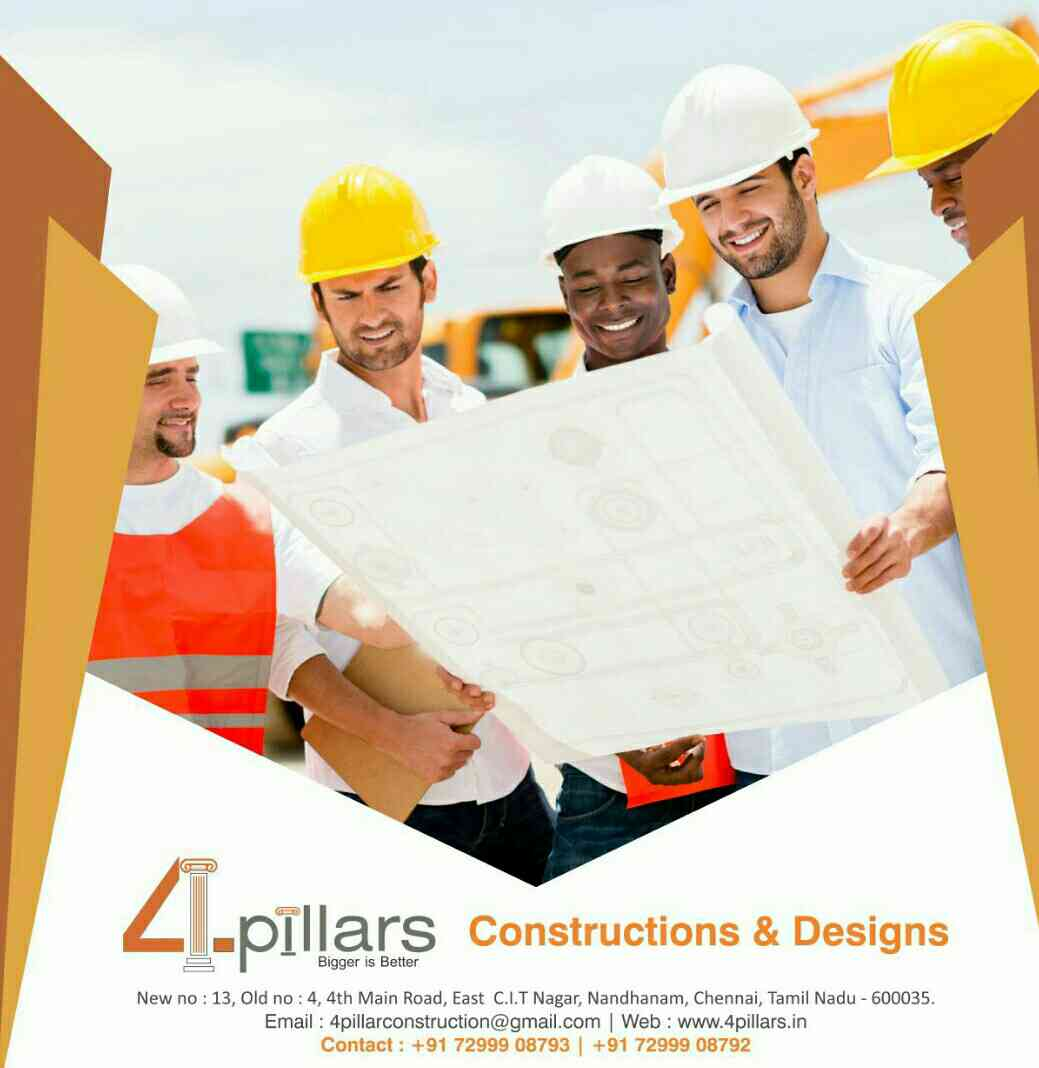 We Are One of The Best Building Contractors in Chennai..