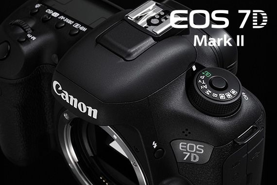 Canoon introducing EOS 7D Mark II.  Please find the detailed information about the product  Beyond speed, the EOS 7D Mark II comes with a superb 20.2 megapixel CMOS sensor, ISO 16, 000, and is powered by dual DIGIC 6 image processors to ensure impeccable imaging quality in shooting conditions and lighting situations. The Dual Pixel CMOS AF function provides smooth and accurate focusing when shooting videos, so that subjects will remain in focus even in the most dynamic scenes. Dual Pixel CMOS AF Dual DIGIC 6 image processor & 20.2M APS-C CMOS sensor 65-point all cross-type AF & 10 fps Continuous Shooting