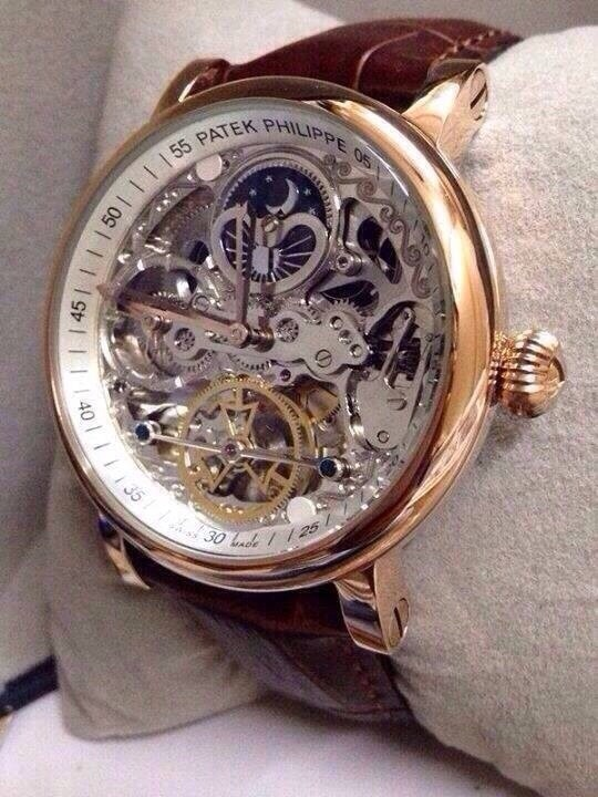 latest patek philippe watch for men