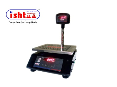 Best Retailer Weighing Scale  Grocery Weighing Scale Meat Weighing Scale Cheese Weighing Scale Dairy Weighing Scale General Weighing Scale Parcel Weighing Scale Affordable Weighing Scale Basic Weighing Machine  Ishtaa A Series