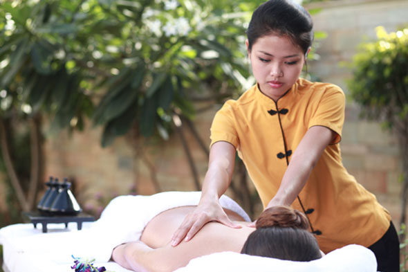 Body Massage Centres For Women in udaipur