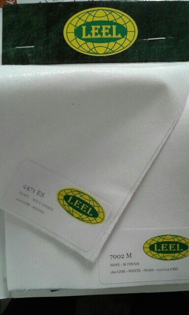 COLLAR CANVAS: Manufacturer and exporters  of all type of collar canvas for garment industries.