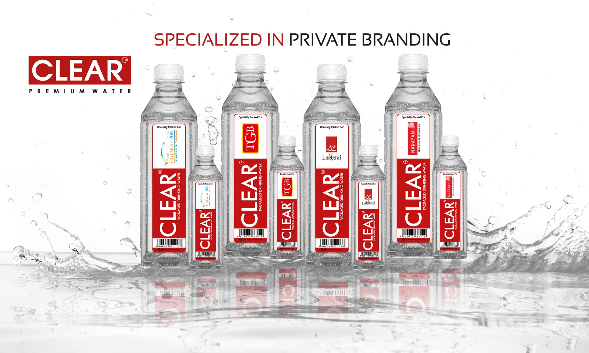clear premium water specialized in private b energy beverages pvt