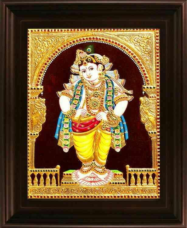 Unique10x8  Krishna