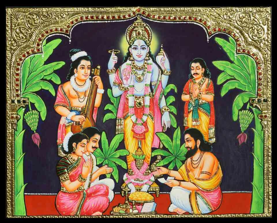 Sathya Narayana Than