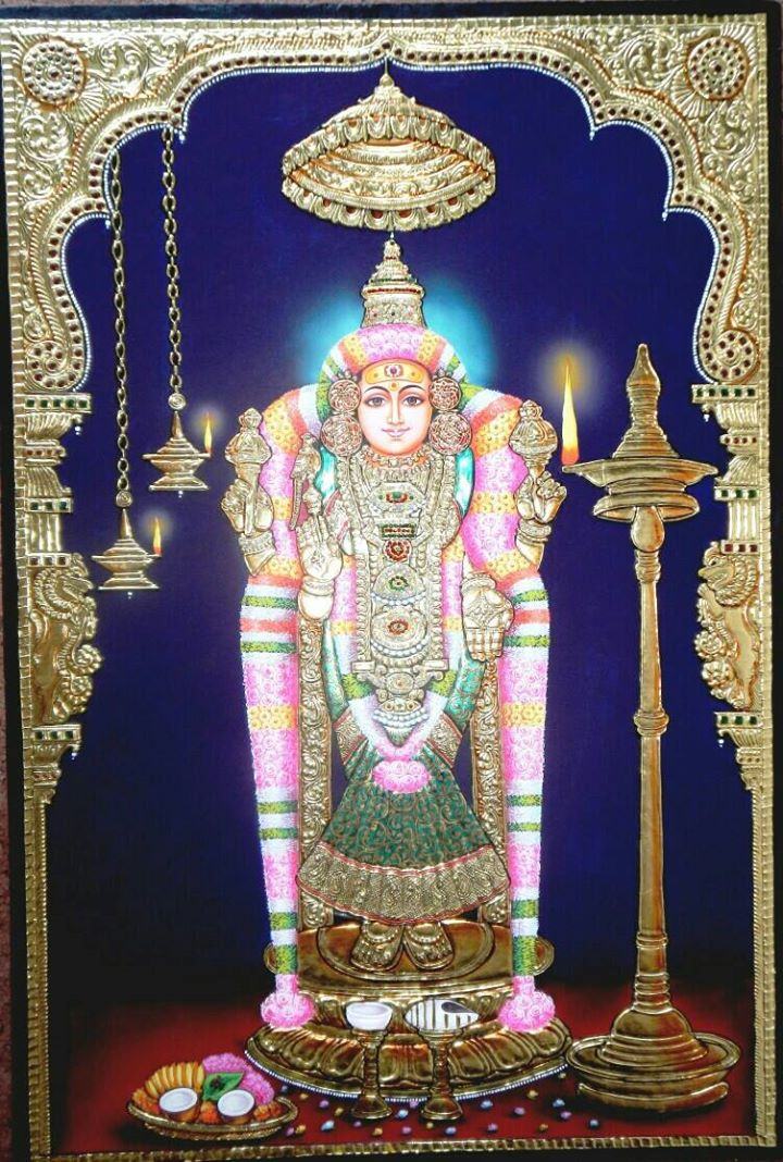 Tanjore Paintings Bu