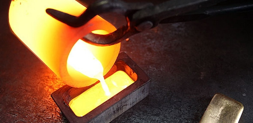 we can offer consultancy for gold refining with a help of intellectual team