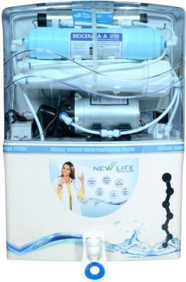 New Life   RO + UV Flow - 10/12 lph Storage - 10 lph Price : 11, 500