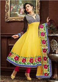 All types of ladies dress materials and customazied embroidery works. For more details contact- 9130005045