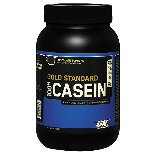 100% PREMIUM MICELLAR CASEIN  It's all micellar protein and very little else. In each 34g serve, you get 24g protein, only 1g fat, 3g carbs, and 1g sugar to keep unwanted fat away.  Beyond these basics, you are also looking at around 5g of BCAAs and 5g of glutamine and glutamine precursors which are all key amino acids that help you with muscle development and recovery.  24G OF PROTEIN IN JUST ONE SERVING OF 34G  24g of protein in just one scoop of 34g, loaded with amino acids like arginine, threonine, methionine and glutamine and precursors. The ultra-filtered, time-release casein ensures that enough protein reaches your target muscle groups while your body is at rest, feeding your muscles with a constant supply of amino acids for over many hours.  GENERAL TRAITS Price per kg	4, 299.9 Rs/kg Number of Servings	26 Serving Size	34 g Protein per Serving	24 g Vegetarian/Non-Vegetarian	Vegetarian Weight	2 lb Weight (kg)	0.9 kg ADDITIONAL INFORMATION Flavour	Chocolate Peanut Butter Form	Powder Packaging	Jar Goal	Meal Replacement OTHER TRAITS Weight Bucket	2 lb Flavour Base	Chocolate Peanut Butter