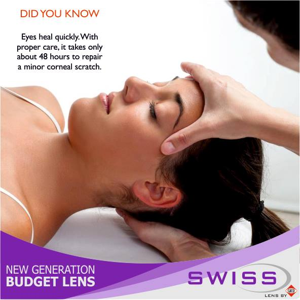 Get 30% off on Swiss lens