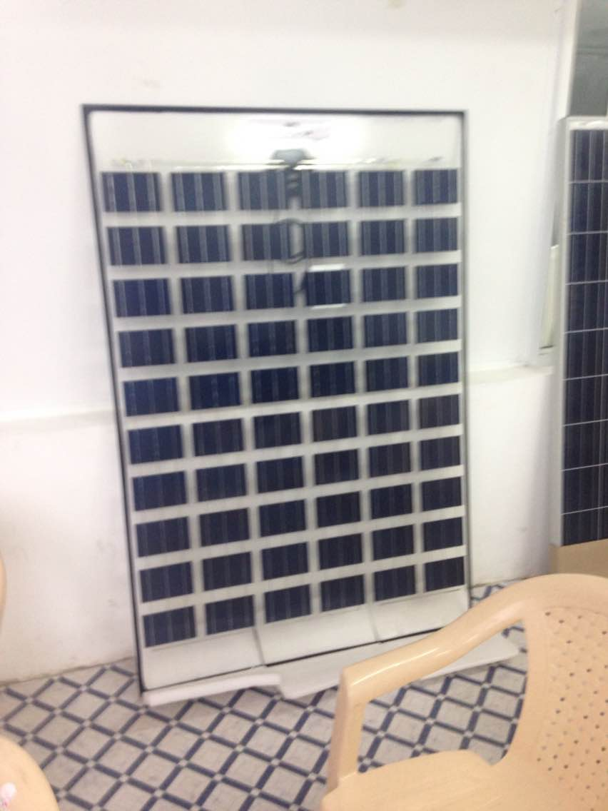 Building Integrated Photovoltaic Panels available.
