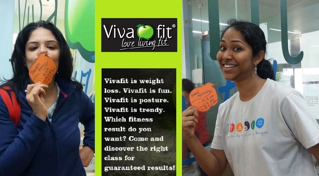 Working out at Vivafit will mean a lot more than weight loss. How about an elegant posture or the stamina and energy to sprint along your kids? But if it is weight loss you have on your mind, you will achieve that also at Vivafit! #womenonlyfitness #Vivafit #posture #Pilates