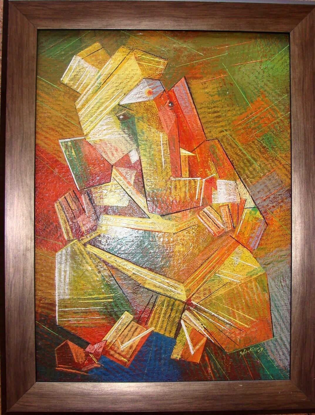 Oil Painters Artists